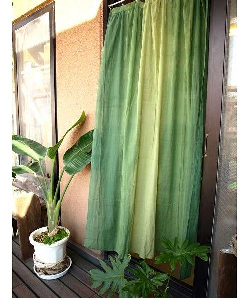 CAYHANE(チャイハネ)/【チャイハネ】グラーデーションカーテン178cm/2598659590105