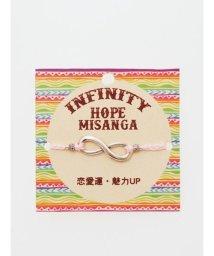 CAYHANE/【チャイハネ】INFINITY HOPE MISANGA インフィニティーホープミサンガ/502007477