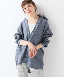 JOURNAL STANDARD relume/【INDIVIDUALIZED SHIRTS/インディヴィジュアライズドシャツ】OVER SIZE L/S シャツ/502008484