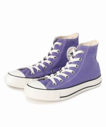 SLOBE IENA/CONVERSE ALL STAR WASHED CANVAS HIスニーカー/502009214