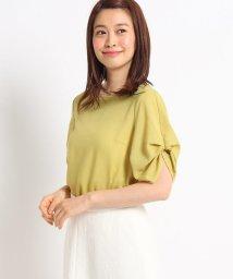 SunaUna/【洗える】袖ディテールブラウス/502009342