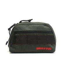 BRIEFING/【日本正規品】ブリーフィング ゴルフ ポーチ BRIEFING GOLF B SERIES ROUND POUCH ラウンドポーチ 撥水 BG1732401/501301840