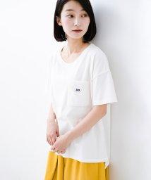 haco!/別注Lee パイルポケットTシャツ/501993012