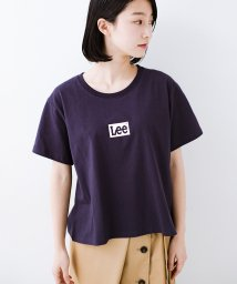 haco!/別注Lee ボックスロゴTシャツ/501993013
