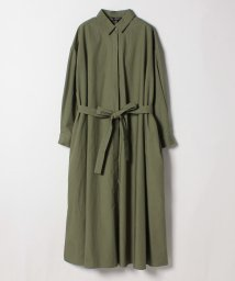 To b. by agnes b./WN15 ROBE ロングシャツワンピース/501997346