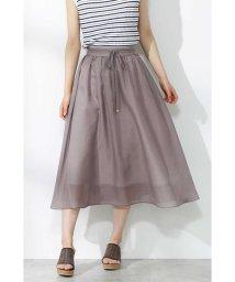 PROPORTION BODY DRESSING/◆ブライトスパンボイルスカート/502002174