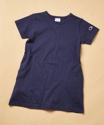 ROPE' PICNIC KIDS/【ROPE' PICNIC KIDS】【Champion】チュニックTシャツ/502009224