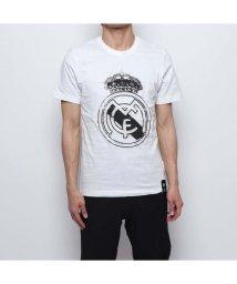 adidas/アディダス adidas メンズ サッカー/フットサル 半袖シャツ STREETREALDNAグラフィックTシャツ DP5191/502009970