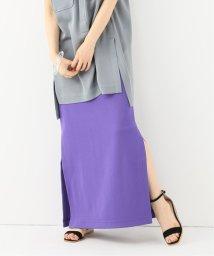 NOBLE/【Ujoh】 MAXI TIGHT スカート/502011988