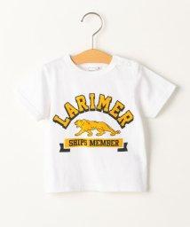 SHIPS KIDS/SHIPS KIDS:<虫除け(インセクトシールド)>カレッジ TEE(80~90cm)/502012614