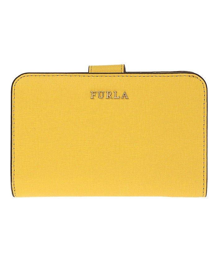 8d77a4525b12 FURLA(フルラ)/FURLA フルラ 二つ折り財布 BABYLON M ZIP AROUND BABYLON PR85