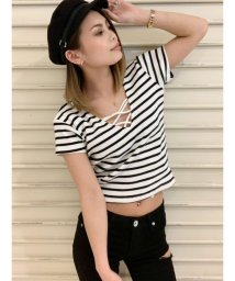 GYDA/2WAYバインダーTシャツ/502014146