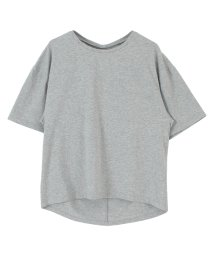 titivate/バックツイストTシャツ/502014377