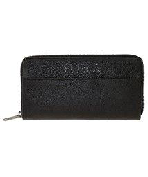 FURLA/FURLA MAN ULISSE ユリッセ ジップアラウンド ウォレット/502014544
