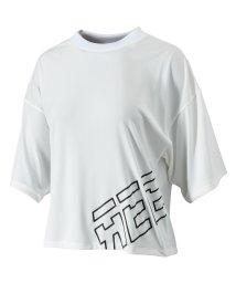 Reebok/リーボック/レディス/ヨガ エコピュアクロップドTシャツ/502014944