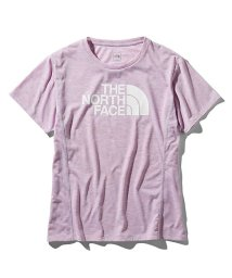 THE NORTH FACE/ノースフェイス/レディス/S/S COLOR HEATHERED LOGO TEE/502014965