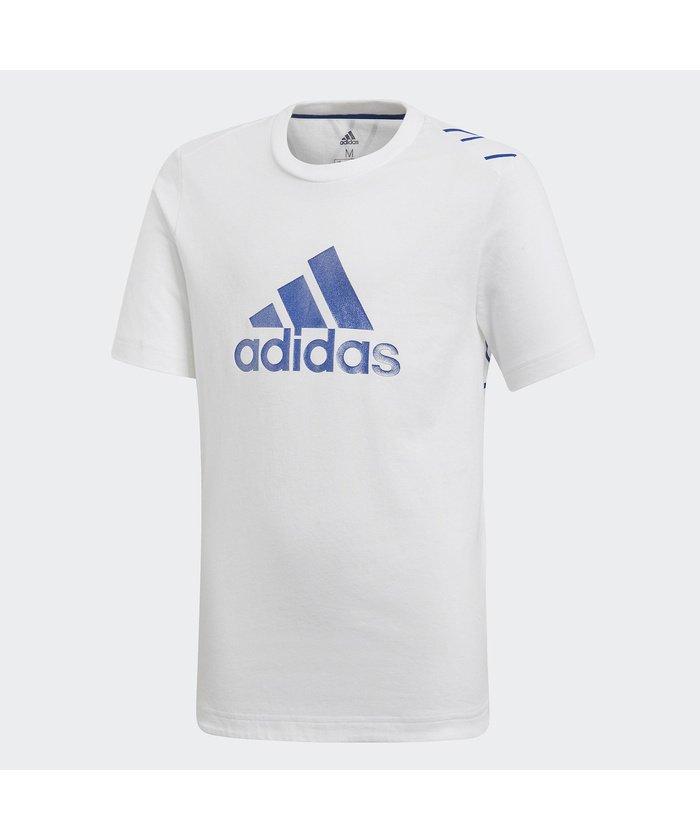 アディダス/キッズ/B SPORT ID ロングテール Tシャツ