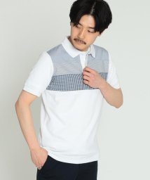 BEAMS OUTLET/BEAMS / クロス 切替 ポロシャツ/502015820