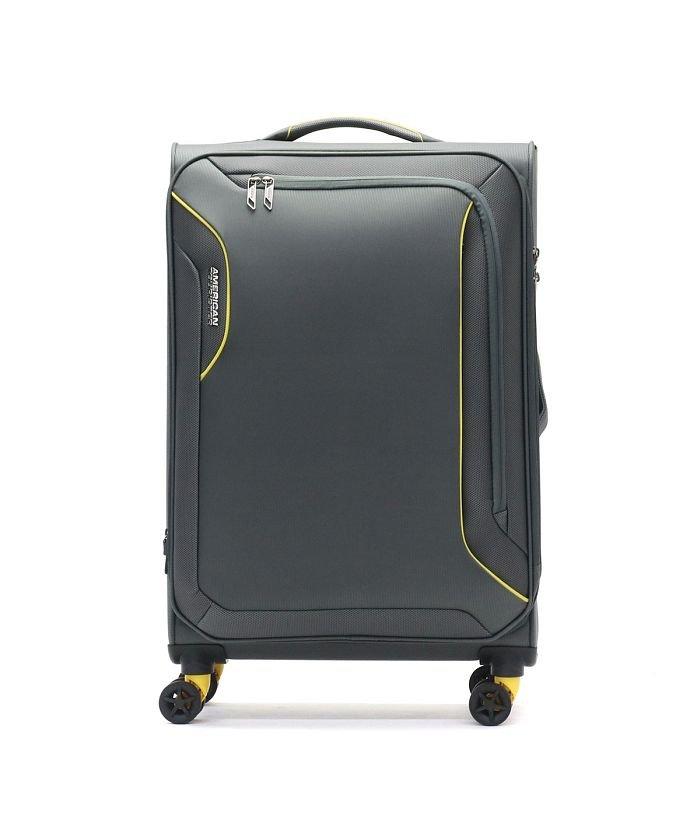 ギャレリア サムソナイト アメリカンツーリスター スーツケース AMERICAN TOURISTER 73L DB7−003 ユニセックス グレー F 【GALLERIA】