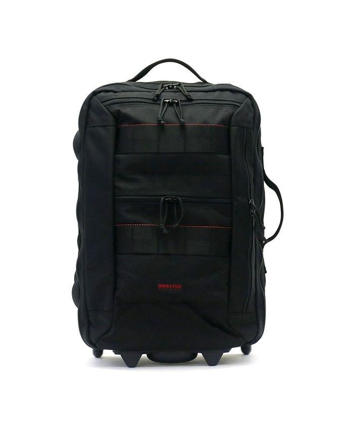 ギャレリア ブリーフィング スーツケース BRIEFING ソフトキャリーケース CLOUD T−4 機内持ち込み 31L BRM191C21 ユニセックス ブラック F 【GALLERIA】