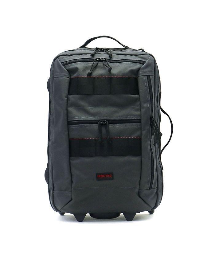 ギャレリア ブリーフィング スーツケース BRIEFING ソフトキャリーケース CLOUD T−4 機内持ち込み 31L BRM191C21 ユニセックス グレー F 【GALLERIA】