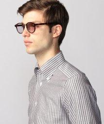 TOMORROWLAND MENS/リネンシャンブレー ワンピースボタンダウン ドレスシャツ ONEPIECE-BD/502016103