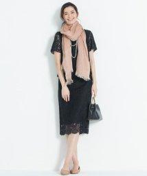JIYU-KU /【マガジン掲載】エアリーレース スカラップスカート(検索番号F24)/502016381