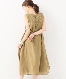 Spick & Span/【CP SHADES】バックボタン ドレス◆/502016550