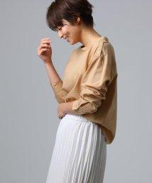 UNTITLED/[L]肩ボタンスヴィンコットンシャツ/502016837