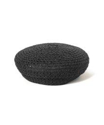 BEAMS OUTLET/Ray BEAMS / スカシ ブレード ベレー帽/501446336
