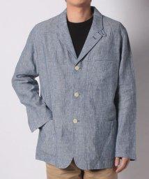 McGREGOR/リネンシャンブレー シャツジャケット/501990849