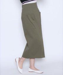 LASUD/★【スール soeur7】サイドポケット フロントスリット タイトスカート/502016422