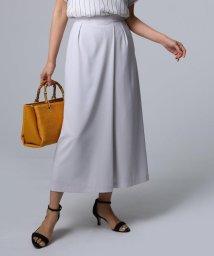 UNTITLED/[L]ラップ風スカーチョパンツ/502017404