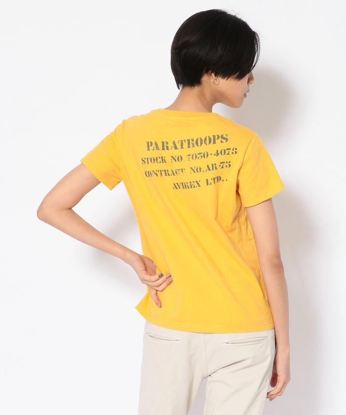 #ティアード ポケット ティーシャツ/TIERED POCKET T−SHIRT