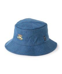 SHIPS KIDS/SHIPS KIDS:<遮熱・接触冷感・吸水速乾・軽量・紫外線防止>シェルテック デニム バケット ハット/502018901
