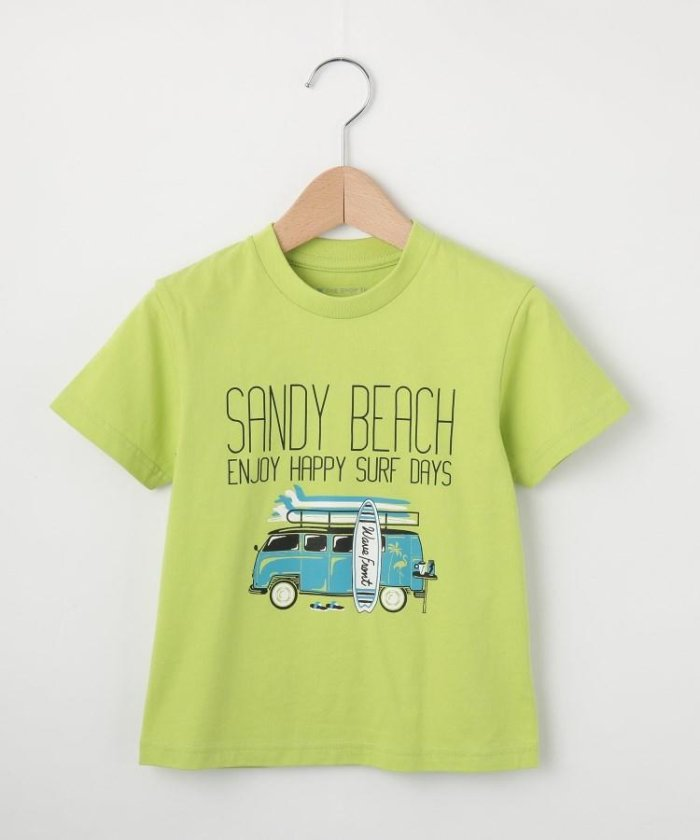 【100cm〜150cm】「SURF DAYS」Tシャツ