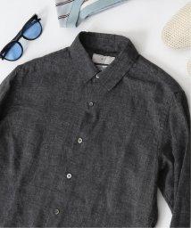 417 EDIFICE/【Begin掲載】HERDMAN LINEN レギュラーシャツ/502019244