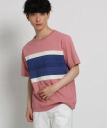 THE SHOP TK/テクニカルボーダーTシャツ/502019590