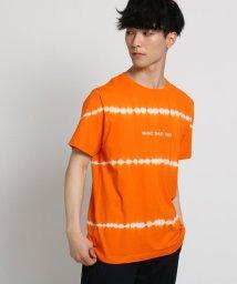 THE SHOP TK/ボーダータイダイTシャツ/502019593