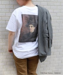 JOURNAL STANDARD/Van Gogh Museum PORTRAIT OF A WOMAN S/S T:Tシャツ◆/502019898