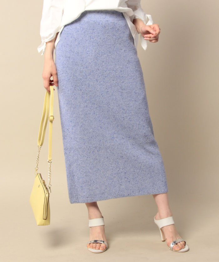 ISLEYニットスカート