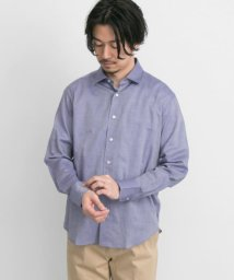 URBAN RESEARCH/URBAN RESEARCH Tailor エアリーシャンブレーシャツ/502020803