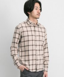 URBAN RESEARCH/URBAN RESEARCH Tailor ビックチェックシャツ/502020808