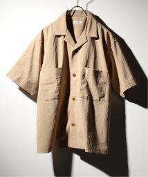 JOURNAL STANDARD relume Men's/【吸汗速乾】 オープンカラーシャツ/502020815