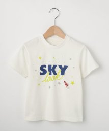 THE SHOP TK(KID)/【100cm~150cm】「SKY ROCKET」Tシャツ/502020845