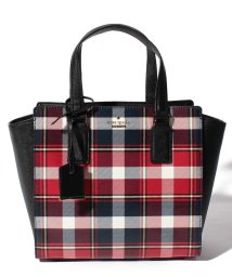kate spade new york/【KATE SPADE】2WAYハンドバッグ/SMALL HAYDEN【LINGONBERRY】/501985798