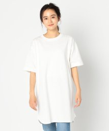 FREDY REPIT/ヘビー天竺チュニックTシャツ/502001561