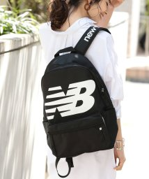 ViS/【NEW BALANCE】ロゴバックパック/502021205