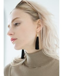 MIELIINVARIANT/Tassel Color Pierce/502022496
