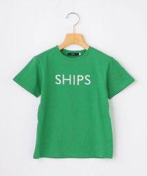 SHIPS KIDS/SHIPS KIDS:<ファミリーおそろい>SHIPS ロゴ TEE(80~90cm)/502022548